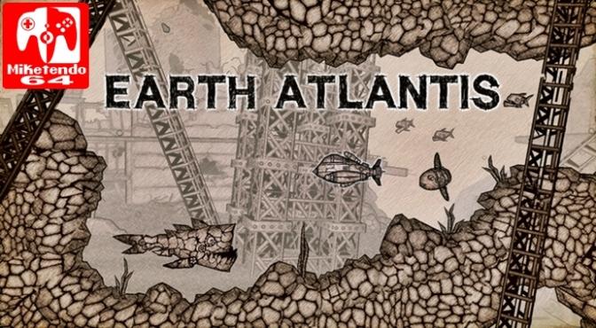 [Review] Earth Atlantis (Nintendo Switch)
