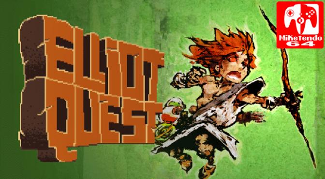 [Review] Elliot Quest (Nintendo Switch)