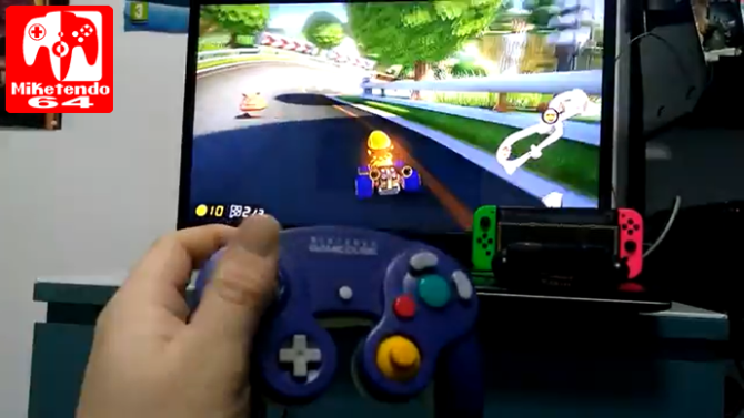 [Video] Gamecube Controller Works On Switch After 4.0.0 Update