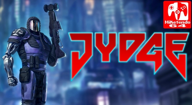 [Review] JYDGE (Nintendo Switch)