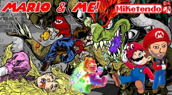 [Interview] Mario & Me (Mike Scopio)