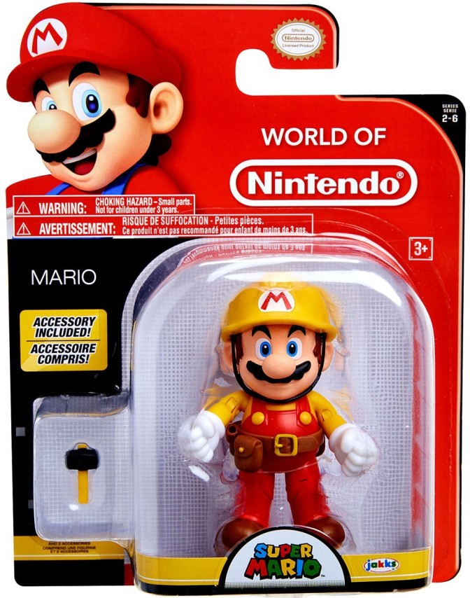 New World of Nintendo 4″ Figures Revealed