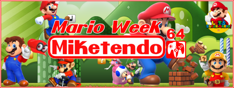 Mario Week