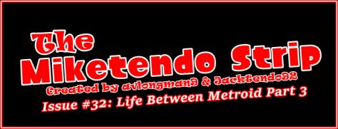 Miketendo Strip Banner #32