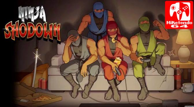 [Review] Ninja Shodown (Nintendo Switch)