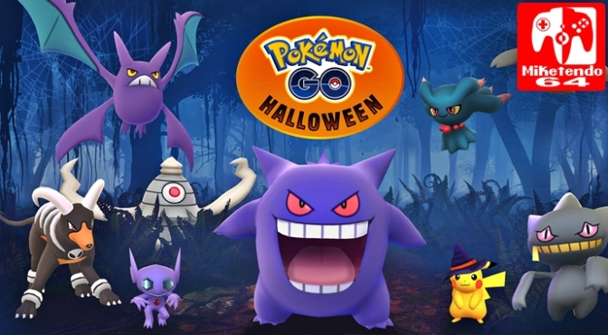Enjoy the Festive Delights of Halloween with an All-new Pokémon GO Event that Brings with it Some Gen III Ghost Types