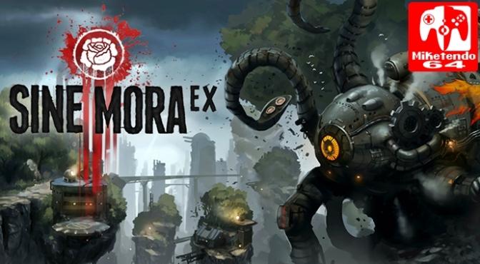 [Review] Sine Mora EX (Nintendo Switch)