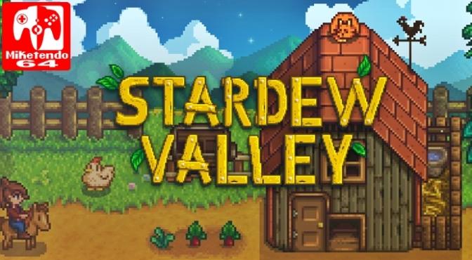 [Patch Notes] Stardew Valley Version 1.2.36 (Nintendo Switch)