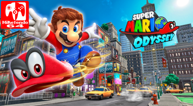 [Feature] Super Mario Odyssey Reviews Round-up!