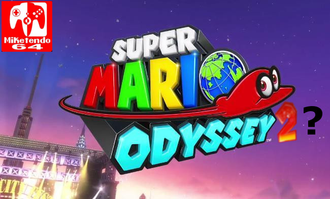 Super Mario Odyssey is out… What's Next?