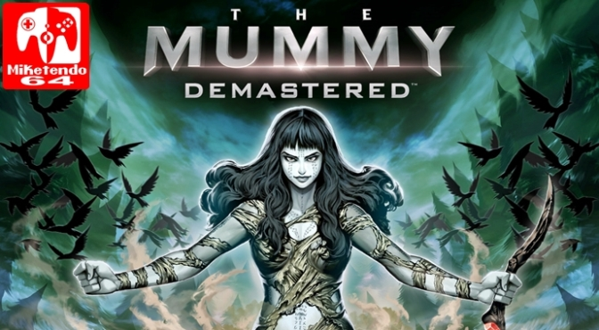 [Review] The Mummy Demastered (Nintendo Switch)
