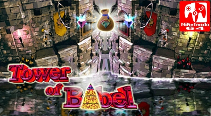 [Review] Tower of Babel (Nintendo Switch)
