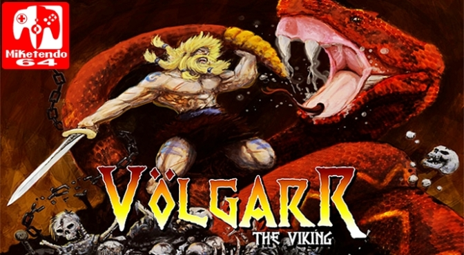 [Review] Volgarr the Viking (Nintendo Switch)