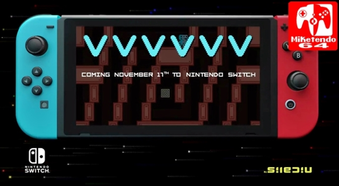[Review] VVVVVV (Nintendo Switch)