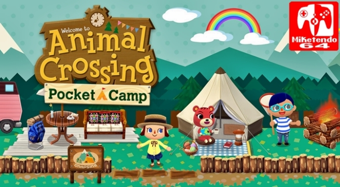 [Event] Get All Caught up with the Friend Frenzy with Animal Crossing: Pocket Camp