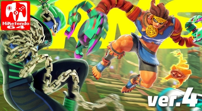 "[Video] ARMS: ""Welcome to the Jungle"" Misango Joins the Fray!"