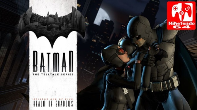 [Review] BATMAN – The Telltale Series (Nintendo Switch)