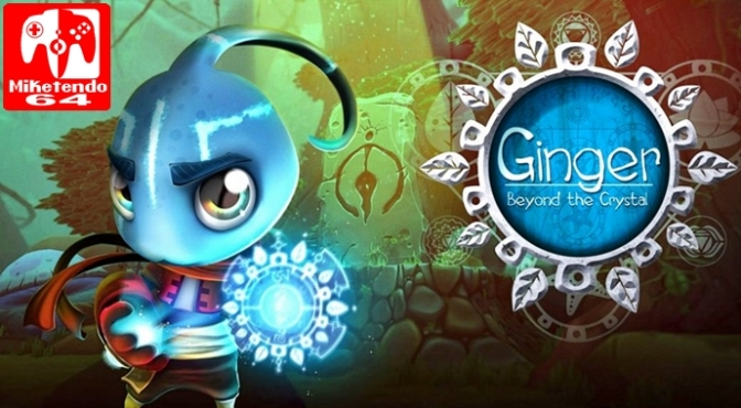 [Review] Ginger: Beyond the Crystal (Nintendo Switch)
