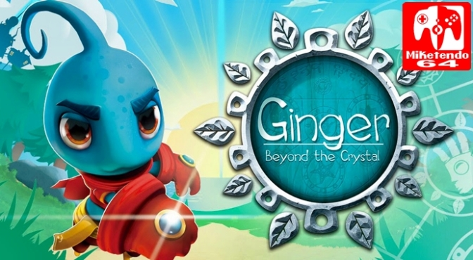 [Press Release] Ginger: Beyond the Crystal Digitally Comes to Switch this November and Physically in 2018