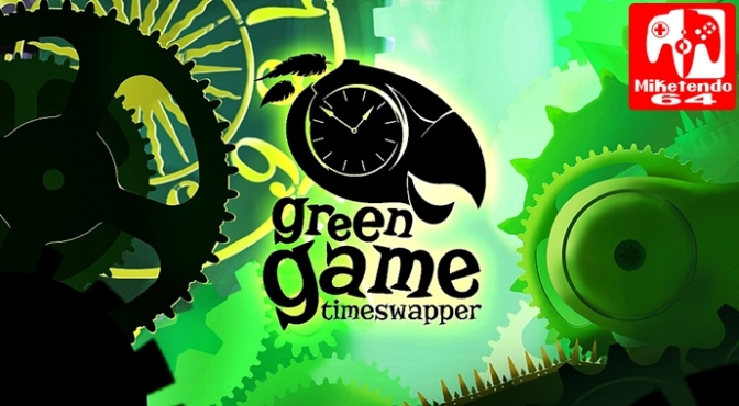 [Review] Green Game: TimeSwapper (Nintendo Switch)