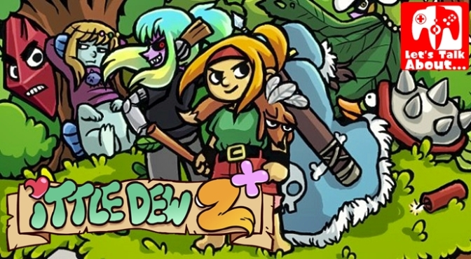 [Review] Ittle Dew 2+ (Nintendo Switch)
