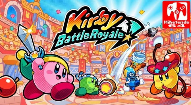 [Review] Kirby Battle Royale (Nintendo 3DS)