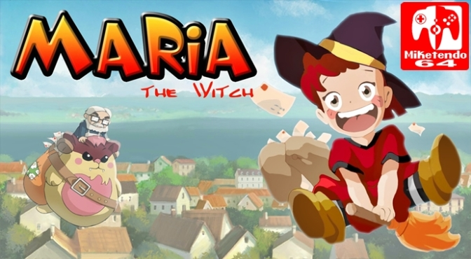 [Review] Maria the Witch (Nintendo Switch)