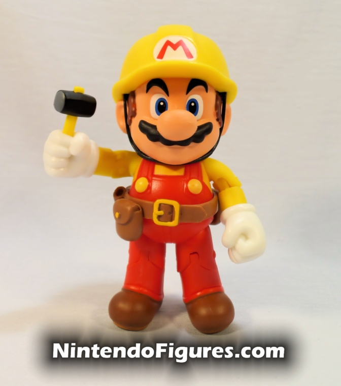 Mario (Super Mario Maker) World of Nintendo Review