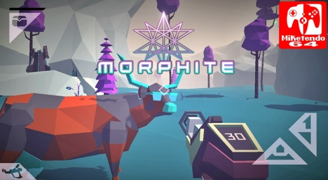 [Review] Morphite (Nintendo Switch)