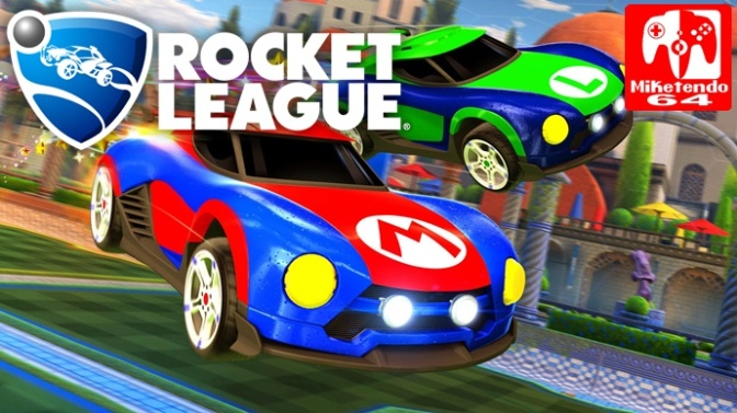[Review] Rocket League (Nintendo Switch)