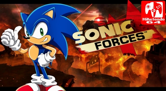 [Patch Notes] Sonic Forces Version 1.0.1