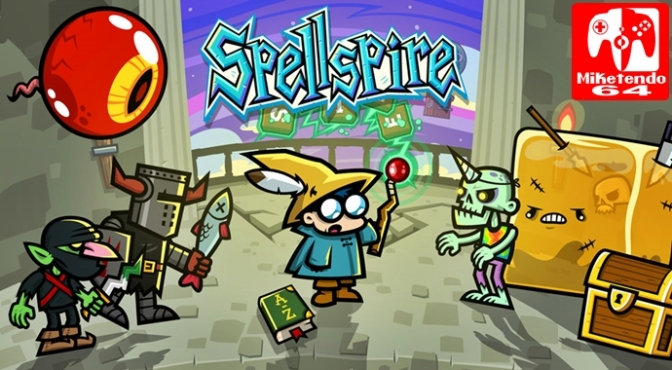 [Review] Spellspire (Nintendo Switch)
