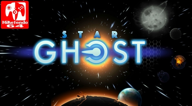 [Press Release] Star Ghost Launches Worldwide on Nintendo Switch on November 30th