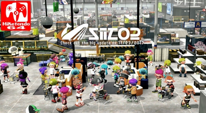 [Patch Notes] Splatoon 2 Version 2.0.0 (So Many Changes & a Whole Lot of Improvements)