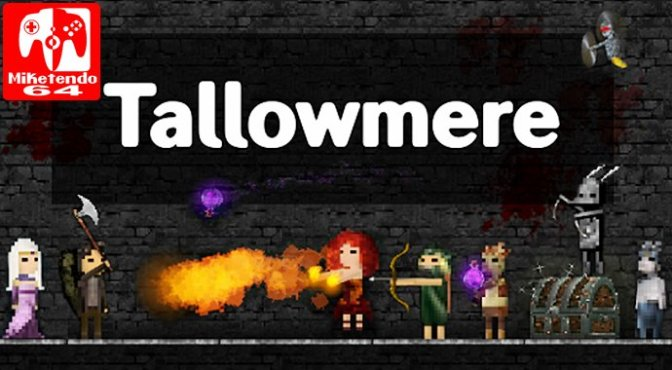 [Review] Tallowmere (Nintendo Switch)