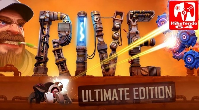 [Review] Rive: Ultimate Edition (Nintendo Switch)