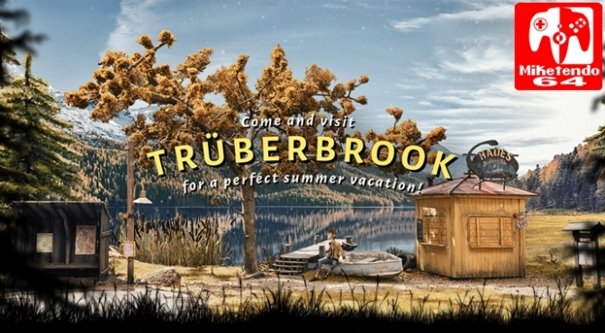 [Press Release] Trüberbrook: Planed for Switch and its Kickstarter Campaign is Now Under Way