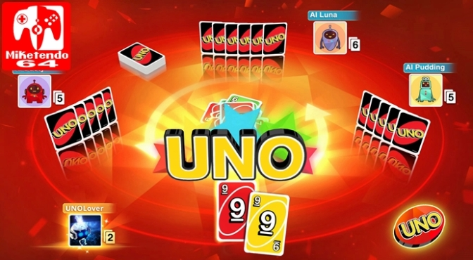 [Review] UNO (Nintendo Switch)