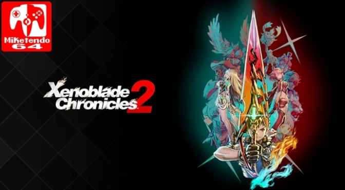 [Review] Xenoblade Chronicles 2 (Nintendo Switch)