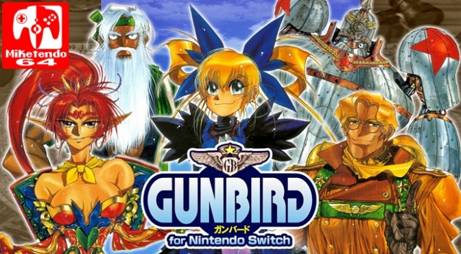 [Review] Gunbird (Nintendo Switch)