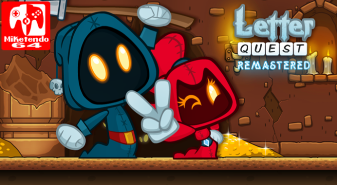 [Review] Letter Quest Remastered (Nintendo Switch)