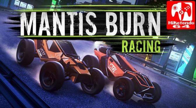 [Review] Mantis Burn Racing (Nintendo Switch)