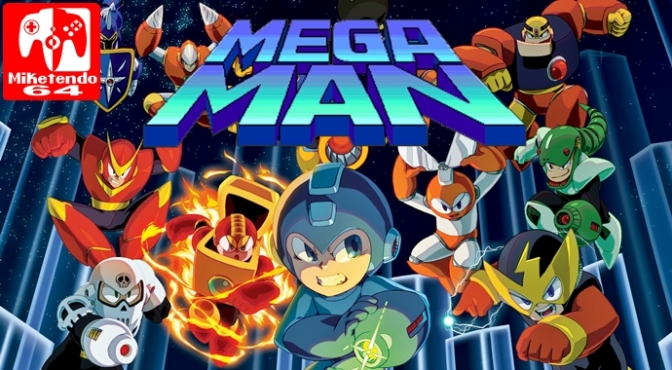 A Complete Mega Man 30th Anniversary Celebration Live Stream Digest (New Game Announcements & Other News for Switch)
