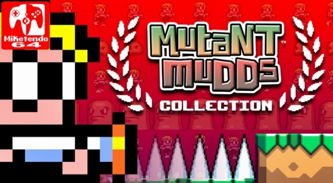 Mutant Mudds Collection Launch Date Revealed and Other Nintendo Switch Release Details