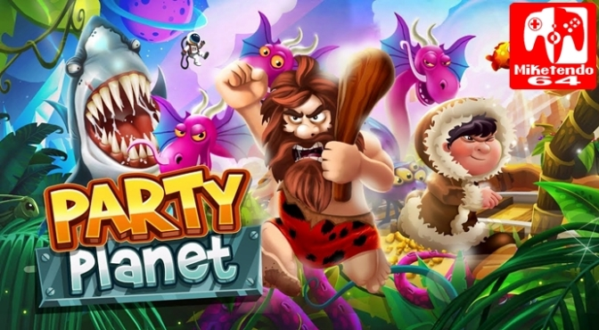 [Review] Party Planet (Nintendo Switch)