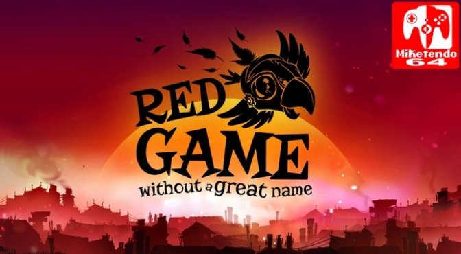[Review] Red Game Without a Great Name (Nintendo Switch)