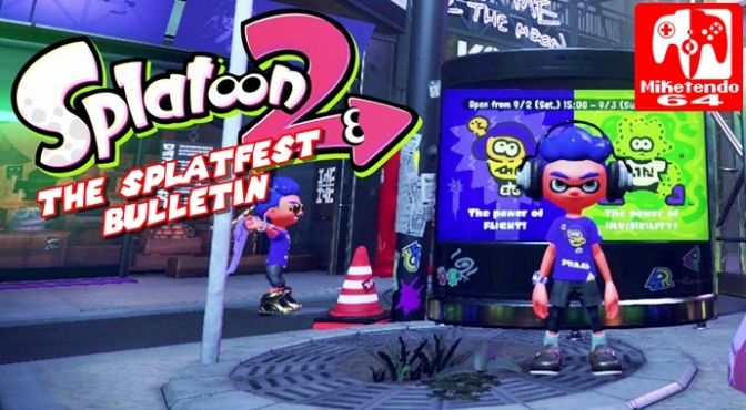 The Splatfest Bulletin #1: Teams Film and Warm Outerwear Emerge Victorious!