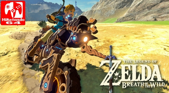 A Complete Zelda: Champion's Ballad DLC is Out Now Digest (Overview & Footage)