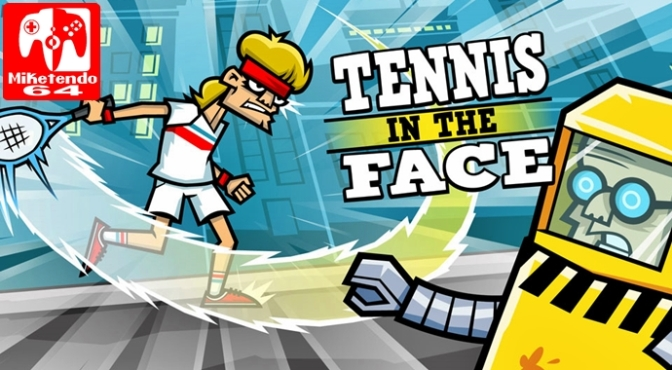 [Review] Tennis in the Face (Nintendo Switch)