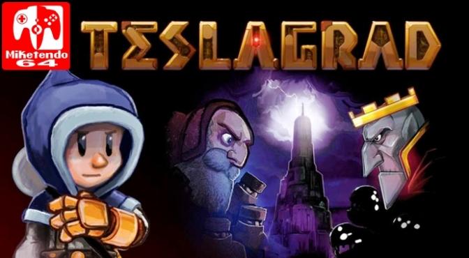 [Review] Teslagrad (Nintendo Switch)